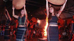 Làng dân tộc ở Đà lạt