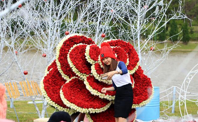 Bí mật Làng hoa Vạn Thành Đà Lạt