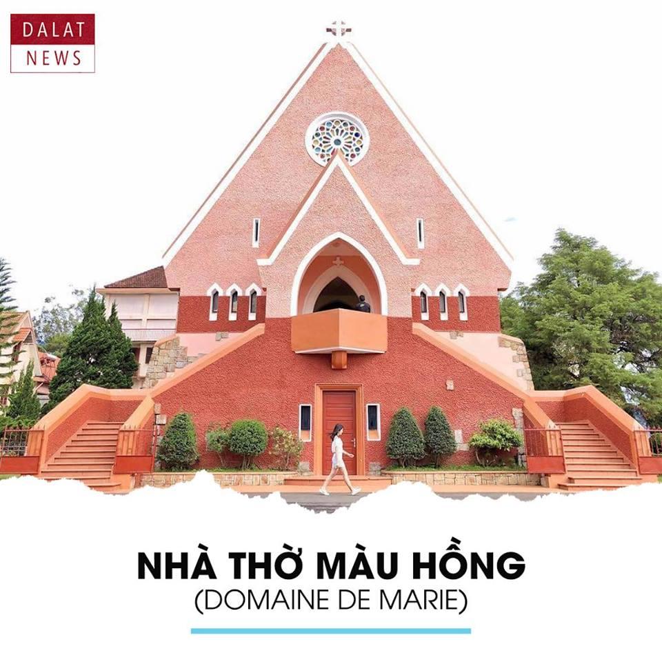 Nhà thờ Domain Đà Lạt