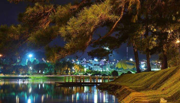 Địa điểm ngắm cảnh về đêm
