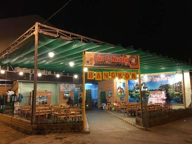 Lẩu nướng Bangkok Đà Lạt