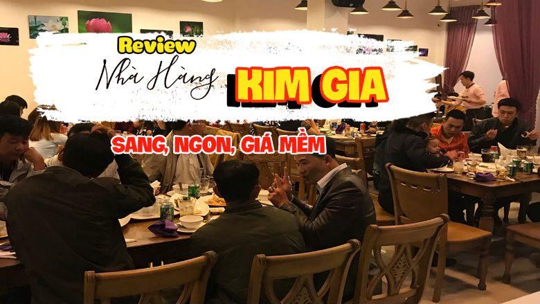 Nhà hàng Kim Giai Đà Lạt