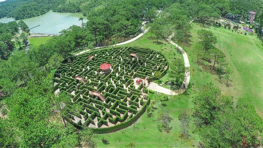 Những địa điểm du lịch ở Đà Lạt