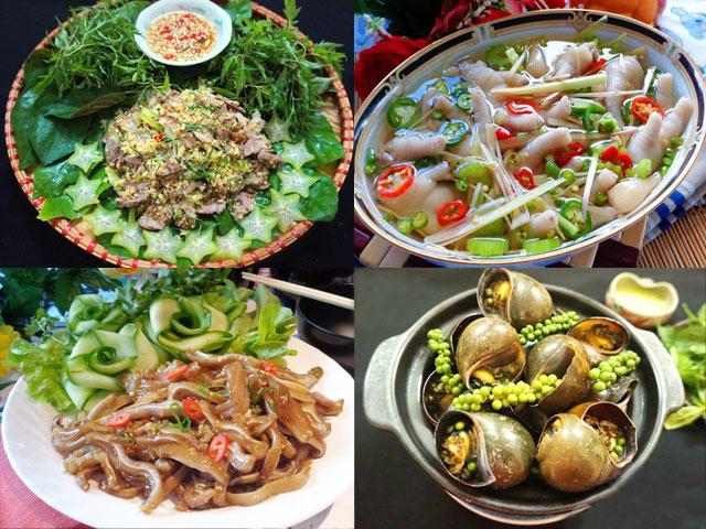 Những món ăn đêm ở Đà Lạt