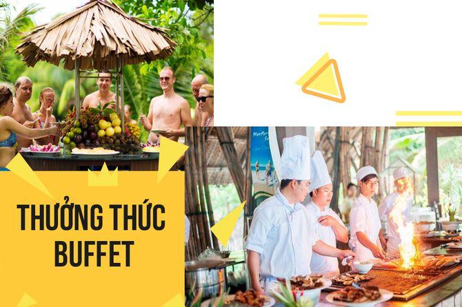 Quán buffet ở Đà Lạt