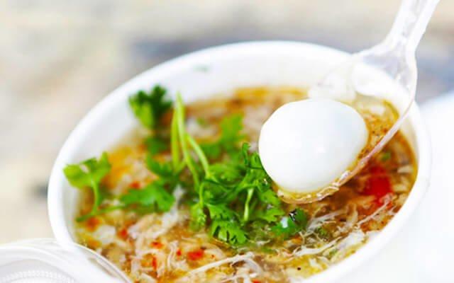 Súp cua ăn đêm ở Đà Lạt