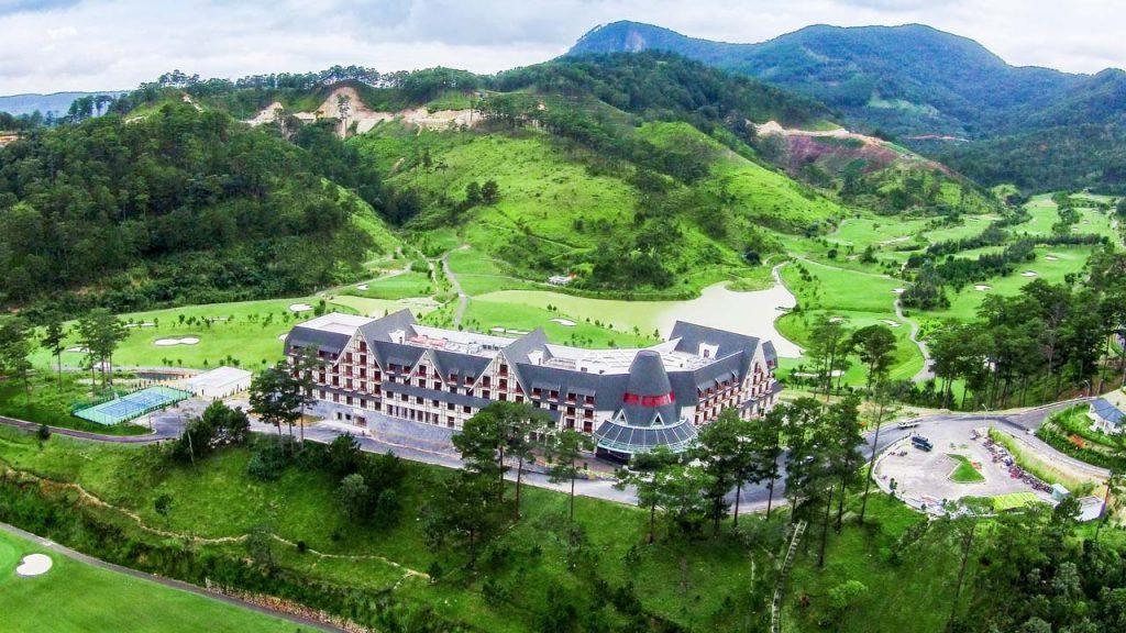 Các resort gần Hồ Tuyền Lâm
