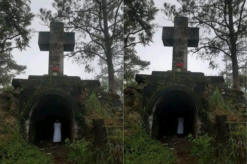 Đồi thập giá tại Đà Lạt