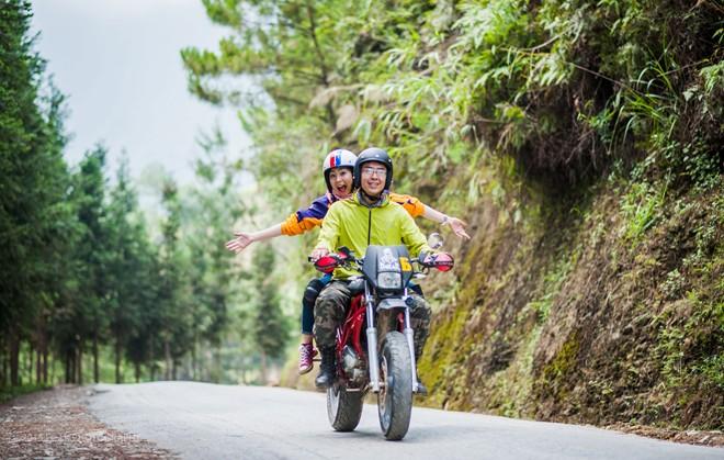 Du lịch Đà Lạt bằng xe máy