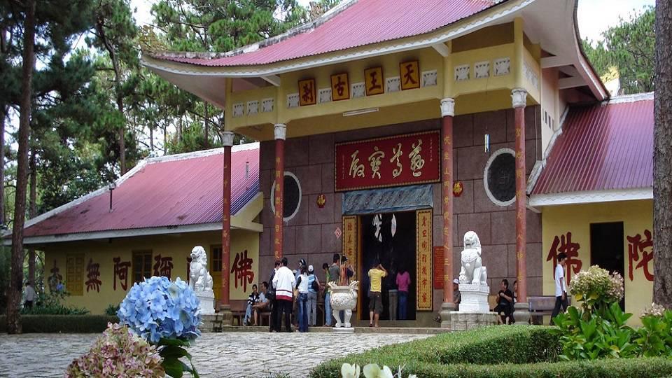 Giới thiệu chùa tàu Đà Lạt