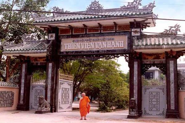 Hình ảnh Thiền Viện vạn Hạnh