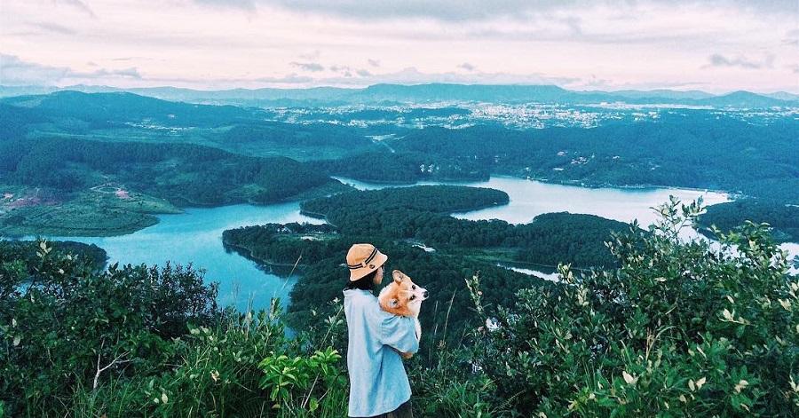Hồ Tuyền lâm có gì đẹp không