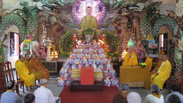 Hướng dẫn đường đi đến chùa Vạn Hạnh