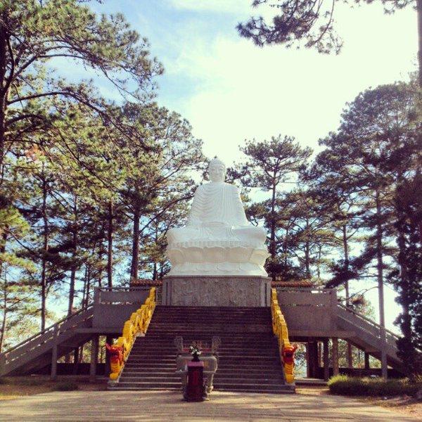 Kiến trúc chùa tàu Đà Lạt