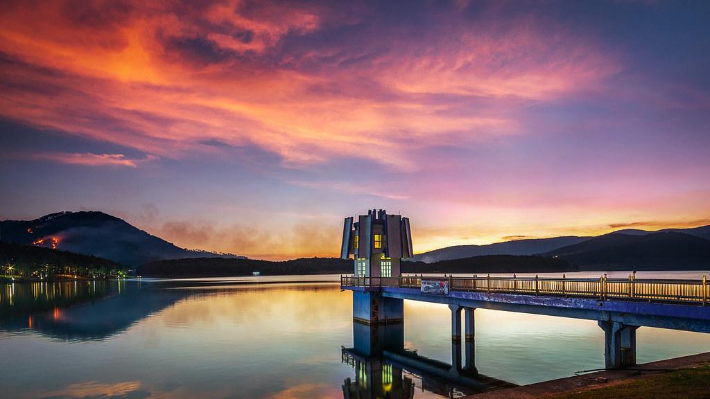 Kinh nghiệm tham quan hồ Tuyền Lâm