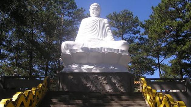 Lịch sử hình thành chùa tàu Đà Lạt