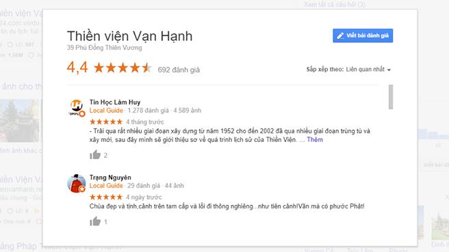 Review THiền Viện vạn Hạnh Đà Lạt