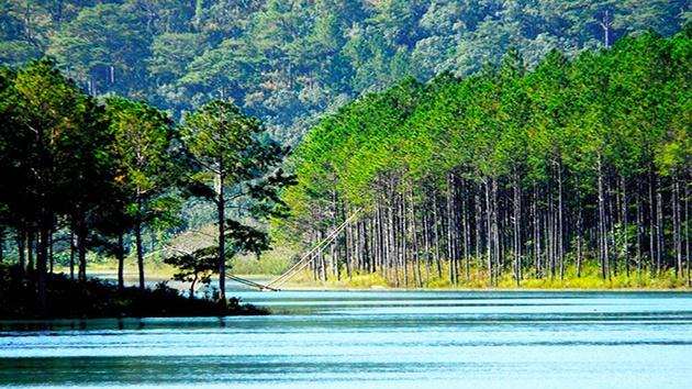 Tại sao có Hồ Tuyền Lâm Đà Lạt