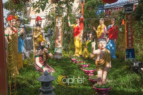 Thiền Viện Vạn Hạnh có gì đẹp