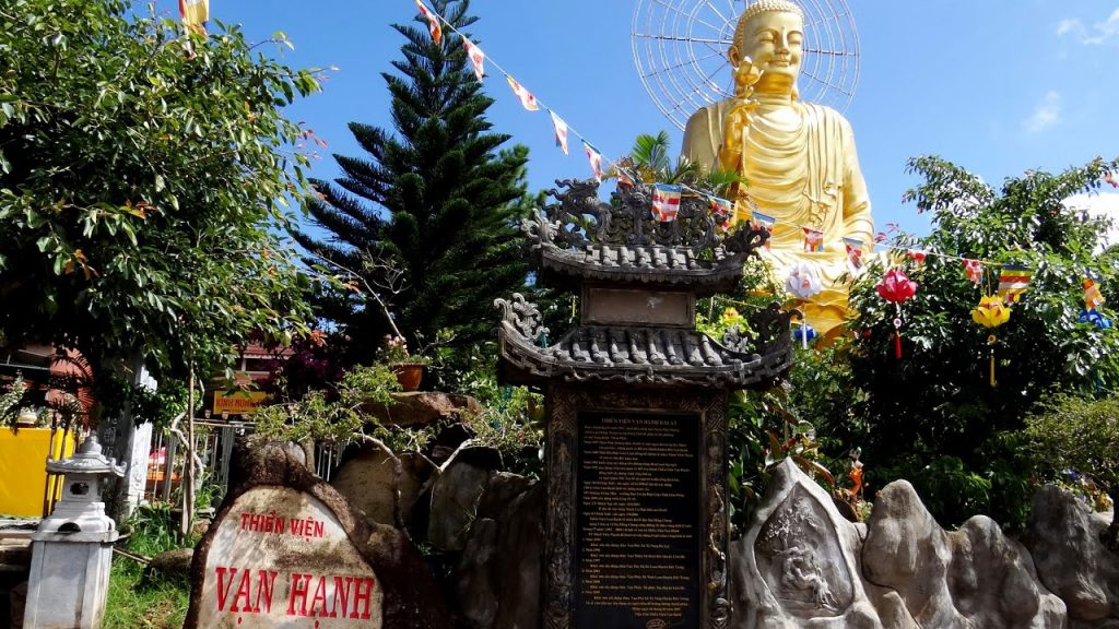 Thiền Viện Vạn hạnh ở Đà Lạt