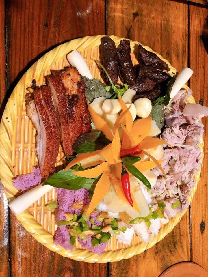 Thịt rừng tại Ma Rừng Lữ Quán