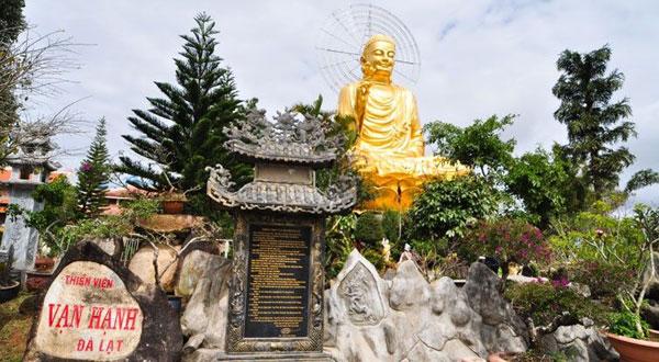 Thiền viện Vạn Hạnh ở đâu