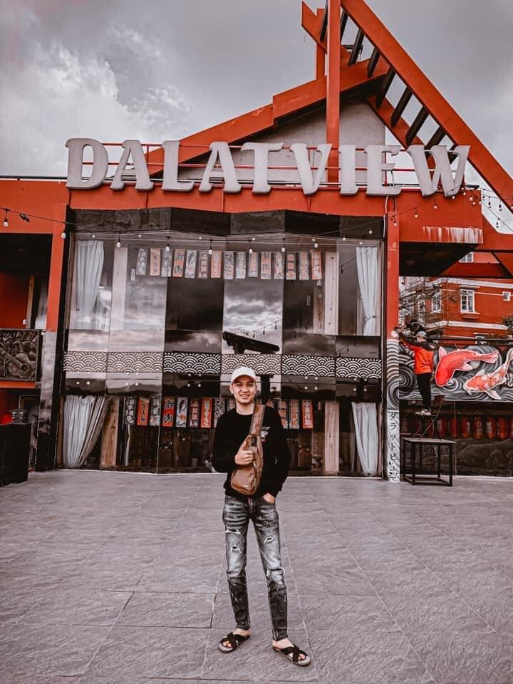 Tour đến cafe Đà Lạt view