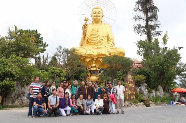 Tour Thiền Viện Vạn Hạnh Đà Lạt