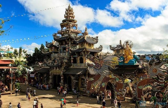 Địa chỉ chùa Linh Phước