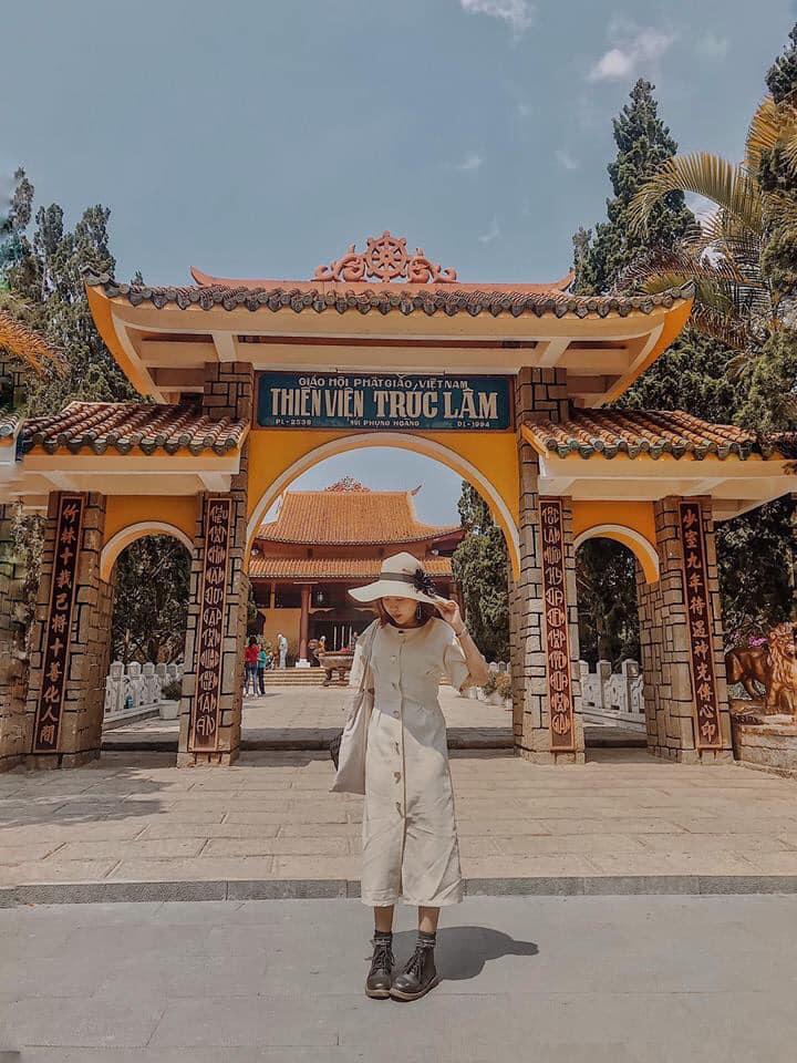 Địa chỉ Thiền viện Trúc Lâm