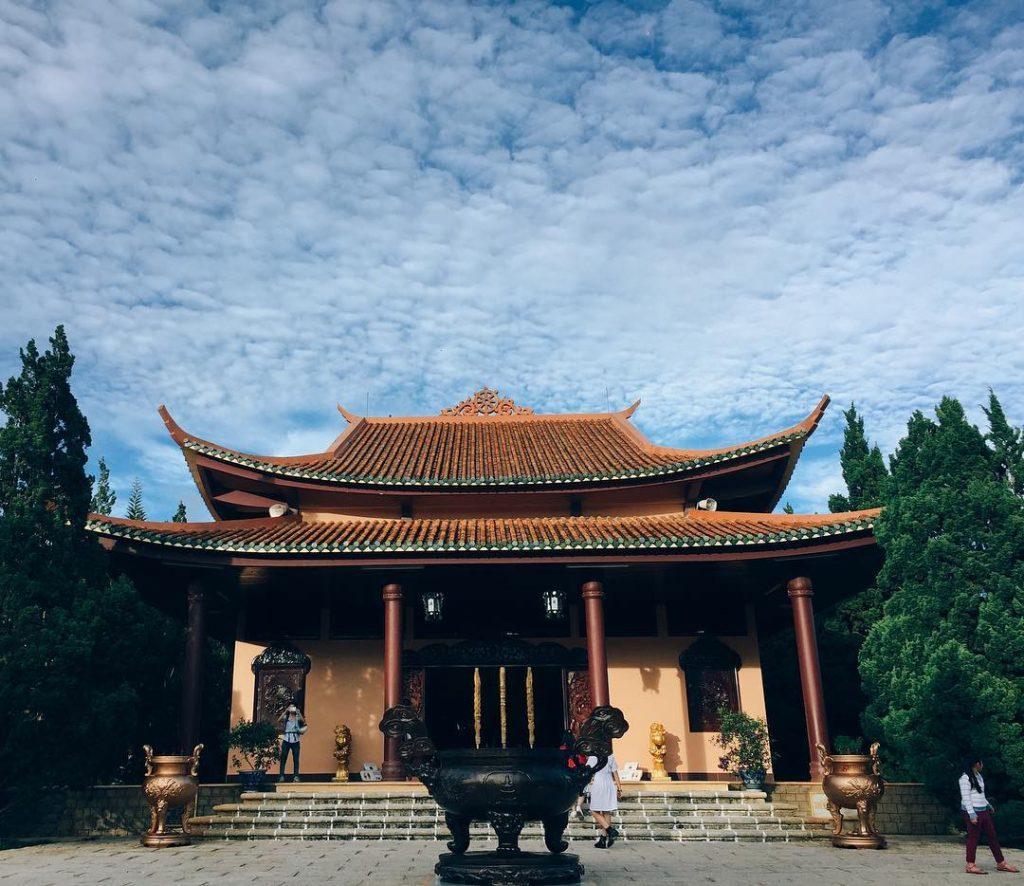 Giờ mở cửa Thiền Viện Trúc Lâm