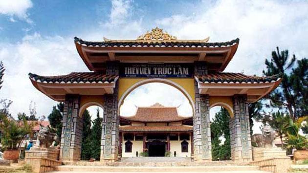 Giới thiệu Thiền Viện Trúc Lâm