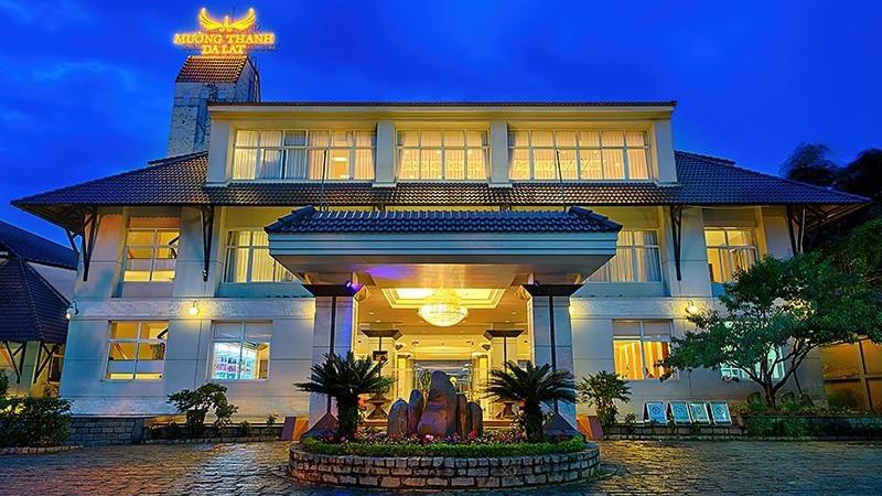 Khách sạn 4 sao đường Phan Bội Châu