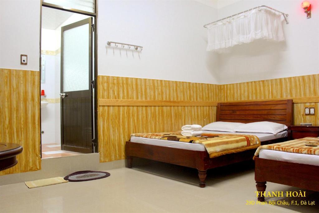 Khách sạn 1 sao đường Phan Bội Châu