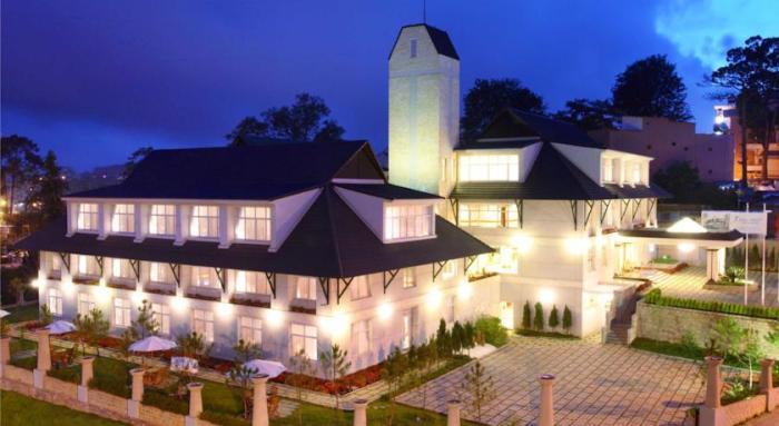 Khách sạn đường Phan Bội Châu