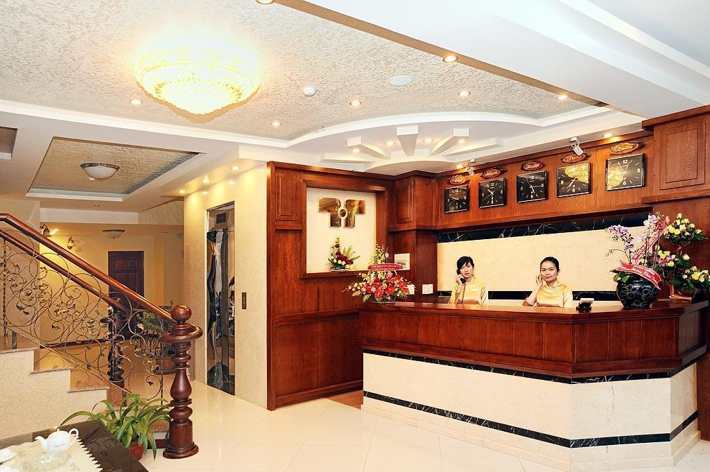 Khách sạn ở đường Phan Bội Châu