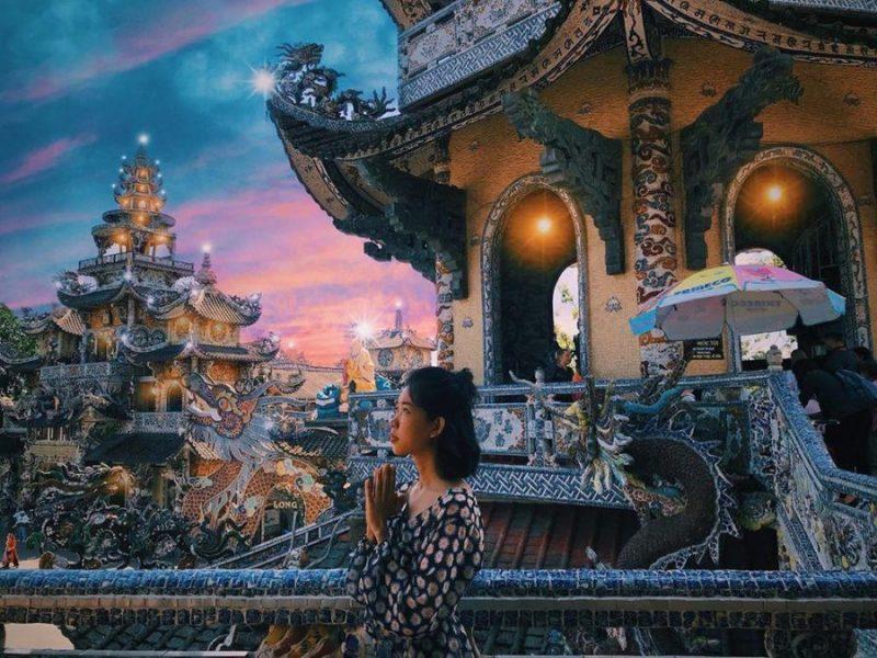 Lịch sử hình thành chùa Ve Chai Đà Lạt