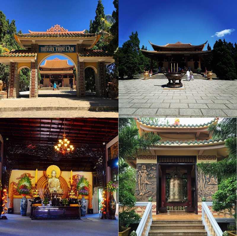 Lịch sử hình thành Thiền Viện Trúc Lâm