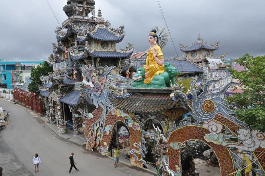 Số điện thoại chùa Linh Phước