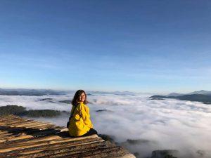 Tham quan cầu gỗ săn mây Đà lạt