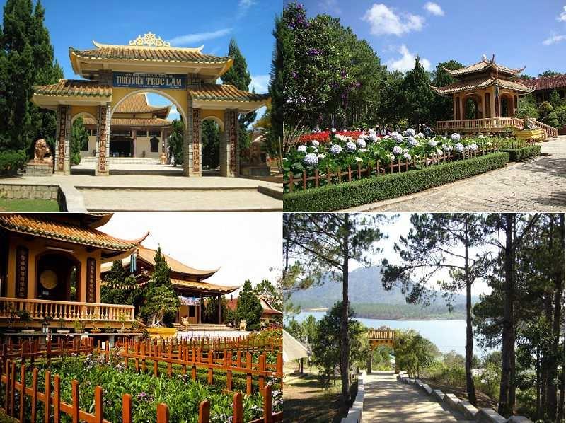 Thiền Viện Trúc Lâm Lâm Đồng