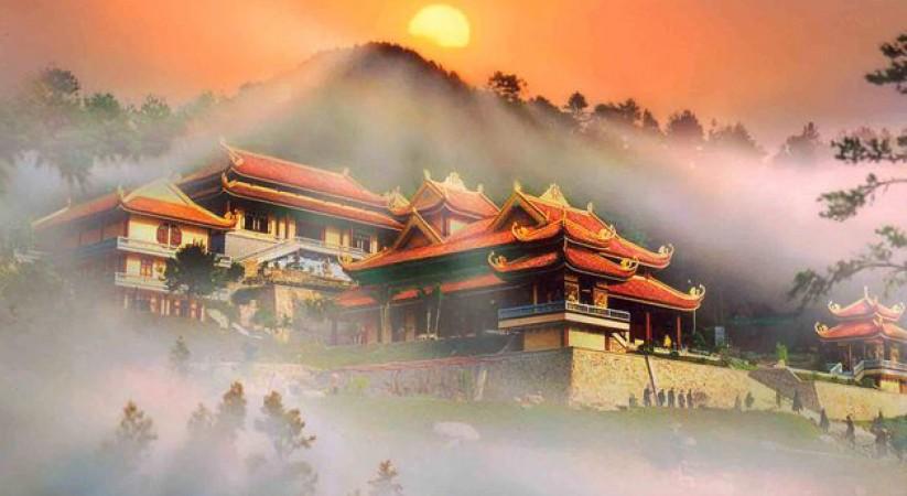 Thông tin liên hệ Thiền Viện Trúc Lâm