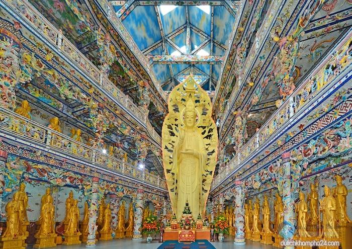 Thuyết minh chùa Linh Phước