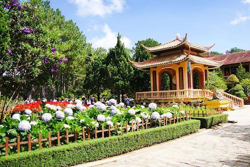 Thuyệt minh về Thiền viện Trúc Lâm